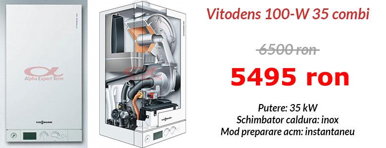 Vitodens 100-W combi